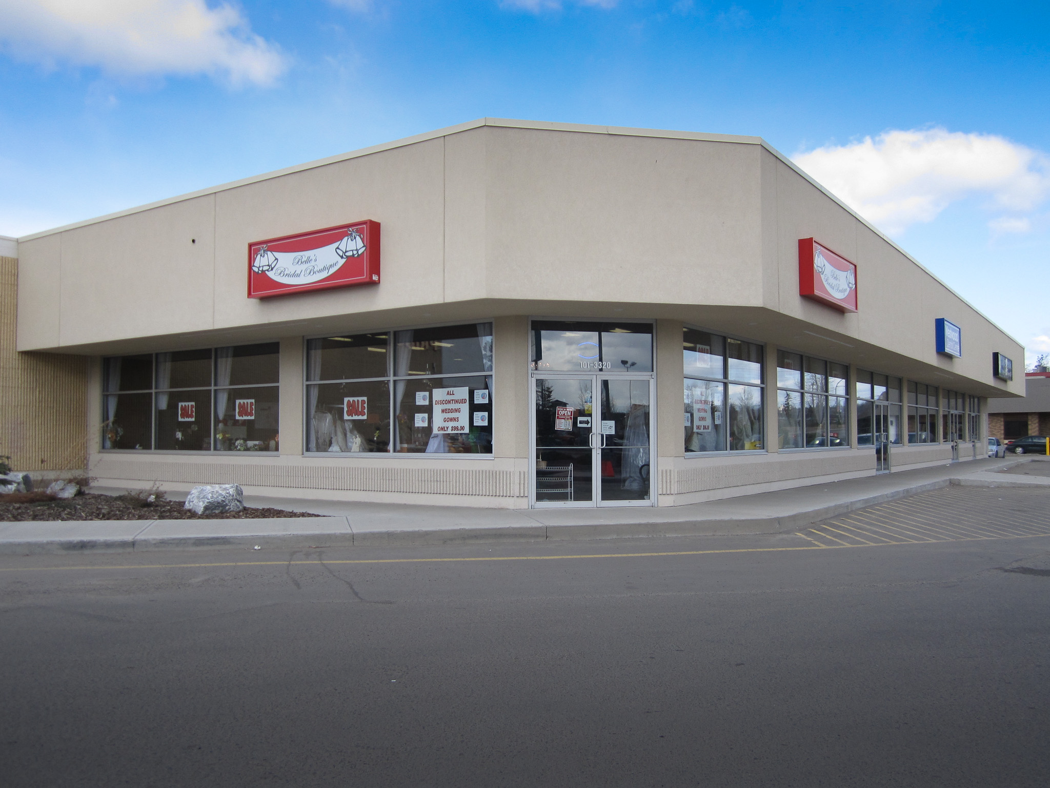 Massey centre retail datoff bros construction - Massy centre commercial ...