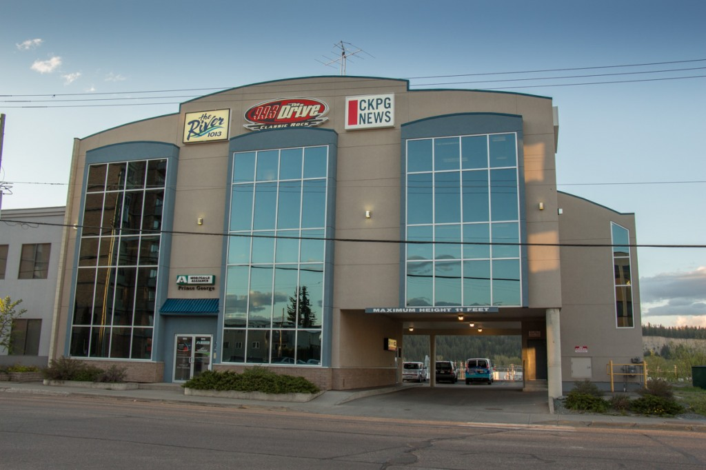 PG Broadcast Centre - Commercial Construction - Datoff