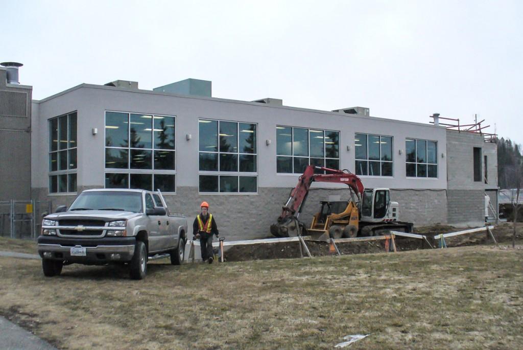 YMCA - Institutional - Datoff Construction