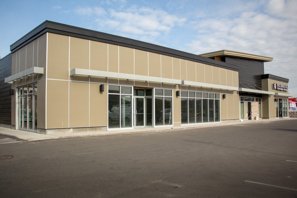 Building B - Commercial Construction - Datoff