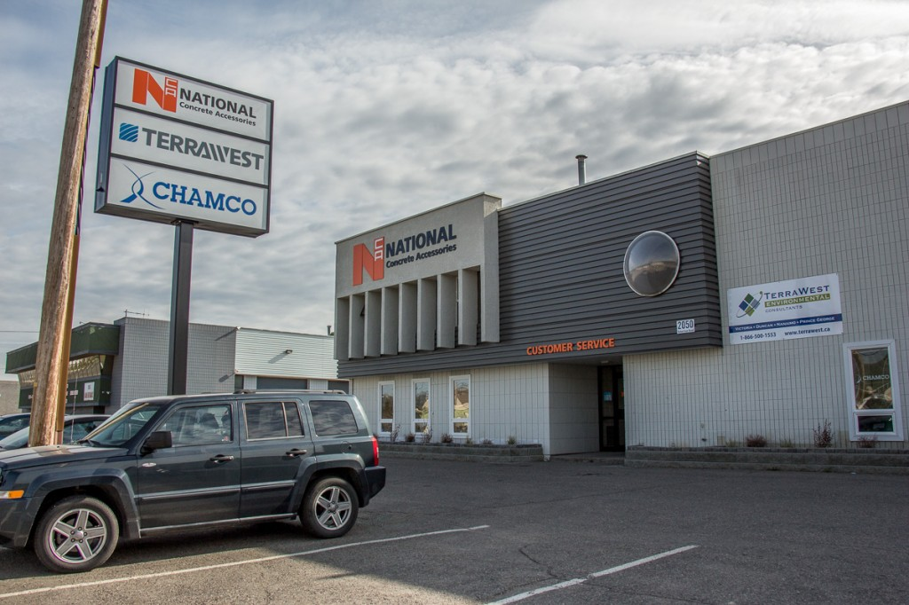 National Concrete Chamco - Commercial Construction - Datoff